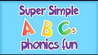 getlinkyoutube.com-Super Simple ABCs Phonics Song: A - I