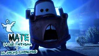 getlinkyoutube.com-CARS - Mate la Luz Fantasma y el Gancho Embrujado en Español - Videojuego de la Pelicula CARS - HD