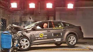 getlinkyoutube.com-► 2016 Renault Talisman - CRASH TEST