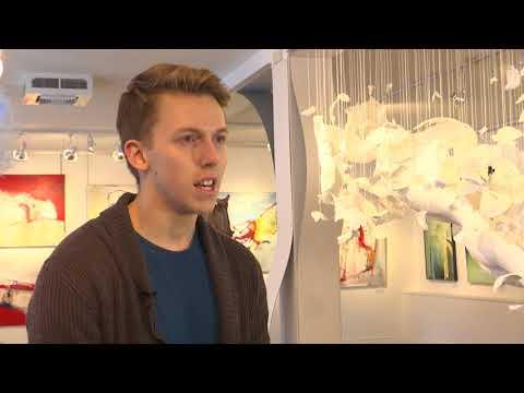 Jérôme Trudelle, un artiste qui sort des sentiers battus