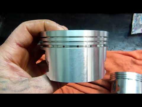 Хонда Одиссей ремонт двигателя F23A с удалением балансирных валов (Омск)