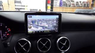 2014 MERCEDES BENZ NEW A CLASS, B CLASS CLA 8 RETROFIT TOUCH MONITOR by NAVITECH KOREA