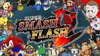 Super Smash Flash Series - SmashMasterShow