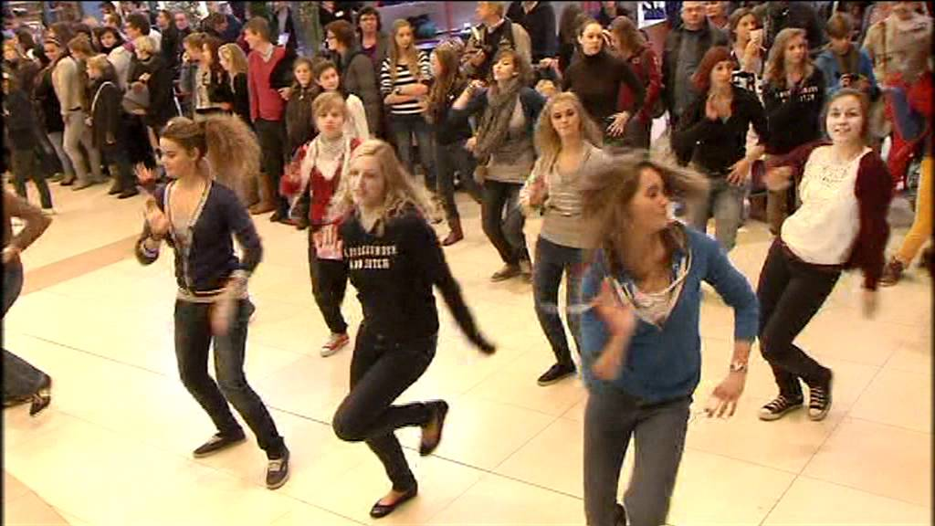 Flashmob in WSC