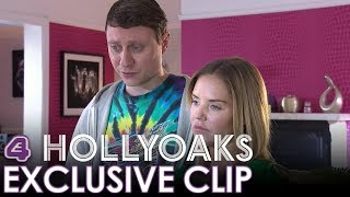 Hollyoaks Exclusive Clip: Thursday 12th April width=