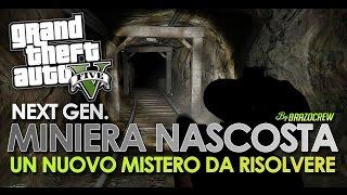 getlinkyoutube.com-GTA 5 Online - MINIERA SEGRETA - Un nuovo Mistero da risolvere!!
