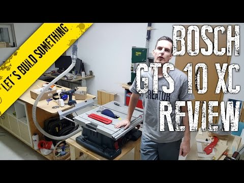 Video Review of the GTS 10 XC Youtube Thumbnail