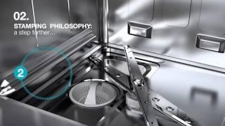 getlinkyoutube.com-Fagor E VO ADVANCE Dishwashers