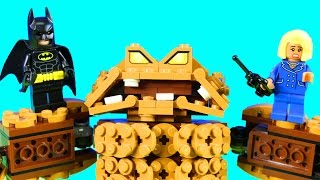 getlinkyoutube.com-The Lego Batman Movie The Joker Balloon Escape Clayface And Catwoman Get Attacked By Scuttler