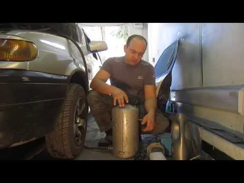 Как залить масло в коробку передачь