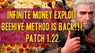 getlinkyoutube.com-The witcher 3 blood and wine: The best money glitch/ beehive method is back!!! patch 1.22/1.23