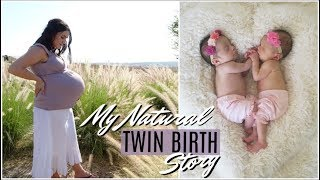 NATURAL TWIN LABOR & DELIVERY (Vegan Pregnancy) width=