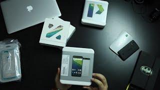 فتح علبة واستعراض اجهزة Nexus 6P & Nexus 5X