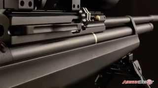 getlinkyoutube.com-Hatsan AT-44 Quiet Energy (QE) Series Air Rifle Spotlight