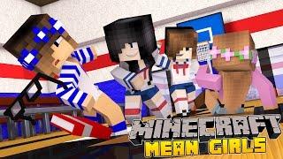 getlinkyoutube.com-Minecraft School-BULLIED BY THE MEAN GIRLS w/Little Kelly!