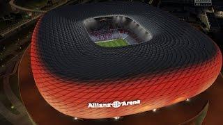 getlinkyoutube.com-FIFA 15 Stadiums Preview   Camp Nou, Emirates, Anfield, Santiago Bernabeu +more
