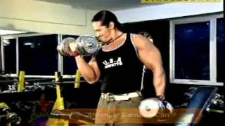 getlinkyoutube.com-Latihan Back & Biceps Ade Rai part 2