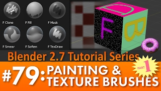 getlinkyoutube.com-Blender 2.7 Tutorial #79: Painting & Texture Brushes (Part 1) #b3d