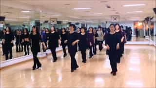 getlinkyoutube.com-If You Love Me, Let Me Know Line Dance