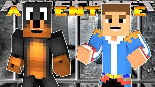 getlinkyoutube.com-Minecraft - Donut the Dog Adventures - RELEASED FROM PRISON!!!!