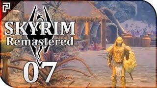 getlinkyoutube.com-TRAVELLING OUTSIDE SKYRIM! | Skyrim Special Edition (Remastered) Let's Play [Episode 7]