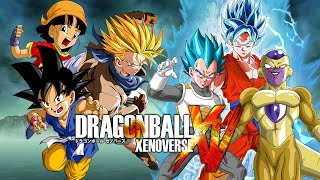 getlinkyoutube.com-Team GT VS Team Resurrection F | Dragon Ball Xenoverse (Duels)