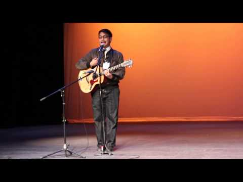 Brian Dublin Performing at Pilipin@ Time (UC Davis)