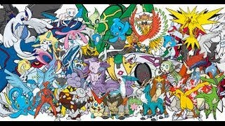 getlinkyoutube.com-Pokemon light platinum legendary hunt : unlocking all the locked legendaries
