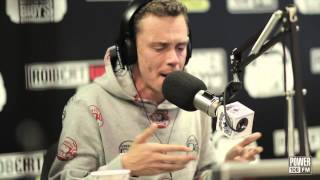 getlinkyoutube.com-Logic Freestyles Over Classic Hip Hop Beats!