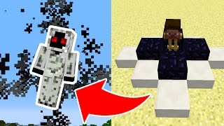 getlinkyoutube.com-How To Spawn ENTITY 303 in Minecraft at 3:00 AM!!  (DO NOT TRY THIS!)