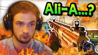 "getlinkyoutube.com-""Ali-A KILLS... Ali-A!"" - Call of Duty: Black Ops 2 - LIVE w/ Ali-A! - (Gun Game)"