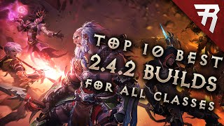 getlinkyoutube.com-Top 10 Best Builds for Diablo 3 2.4.2 Season 7 (All classes)