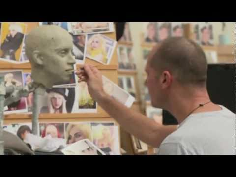 """Madame Tussauds Bangkok""  Making of ""Lady Gaga"""
