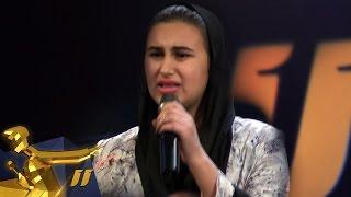 getlinkyoutube.com-Afghan Star Season 11 - Top 24 - Ziba Hamidi / فصل یازدهم ستاره افغان - 24 بهترین - زیبا حمیدی