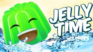 getlinkyoutube.com-ICE Bucket Challenge & iCarly? Funny Moments Q&A (Jelly Time)