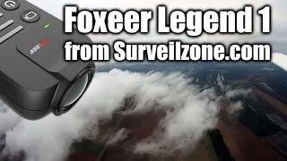 getlinkyoutube.com-Foxeer Legend 1- Review and Flight Video