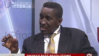 Ghana's Past Revolutions - UPfront on JoyNews (18-7-18)