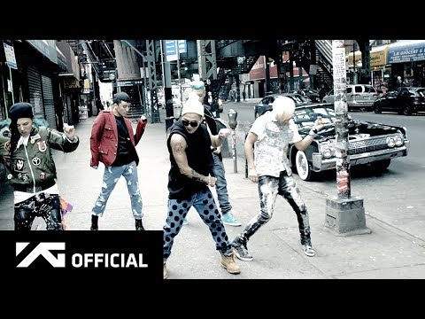 Big Bang - Bad Boy M/V