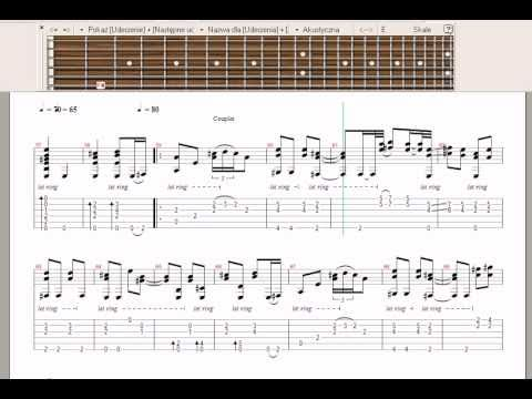 "Eric Clapton ""Tears in heaven"" Guitar Pro Tabs RSE"