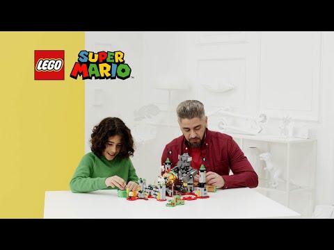 LEGO Super Mario Bowser's Castle Boss Battle Expansion Set - 71369