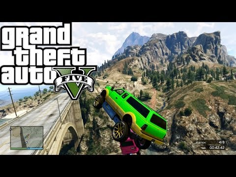 GTA 5 ONLINE AK47 Offroad Orgasms II ( 3800 RP & $12240 ) ( Fun Custom Race ) GTA V MULTIPLAYER