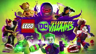 LEGO DC Super-Villains - Sztori Trailer