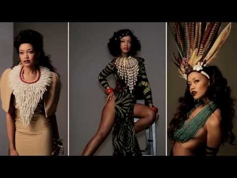 Motions Sponsors The Face of AFWL Photoshoot @africafwl @MotionsHair