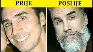 15 fotografija koje dokazuju da brada mijenja sve !