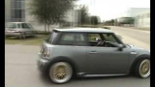 getlinkyoutube.com-Mini Cooper S R56 with Alta exhaust