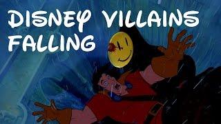 getlinkyoutube.com-Disney Villains Falling