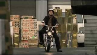 getlinkyoutube.com-Honda Dax  - POLICE CHASE