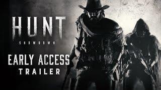 Hunt Showdown - Early Access Trailer