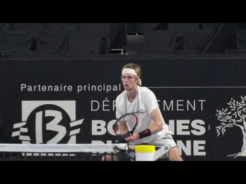 Rublev On the Importance Of Marseille Qualifying 2017