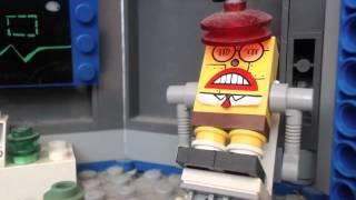 lego spongebob welcome to the chumbucket